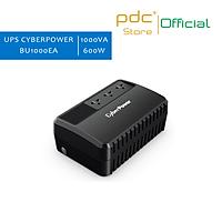 Bộ lưu điện CyberPower BU1000E - 1000VA/600W - Hàng Chính Hãng