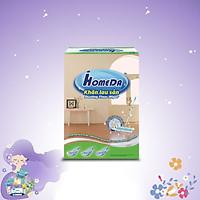 Khăn lau sàn hút bụi tĩnh điện Ihomeda ( 25 khăn/ hộp) - iHomeda static dusting floor dry wipes ( 25 sheets/ box)