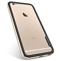 Ốp Viền iPhone 6s Plus / 6 Plus Spigen Neo Hybrid Ex Metal - Vàng Gold - Hàng nhập khẩu