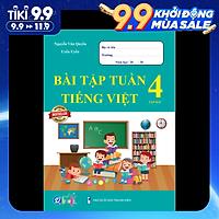 Bài Tập Tuần Tiếng Việt 4- Tập 2