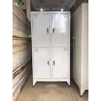 Tủ hồ sơ văn phòng 4 cửa cao 1m7