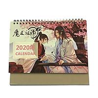 (Lịch 2020) Lịch để bàn hình Anime Ma đạo tổ sư