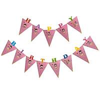DÂY TREO SINH NHẬT HAPPY BIRTHDAY - CÔNG CHÚA