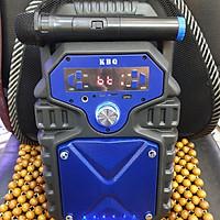 Loa kéo karaoke kèm 1 mic không dây KQB-1803