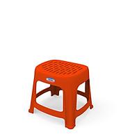 Ghế lùn oval Duy Tân No.951 (33 x 30.2 x 28.2 cm) giao màu ngẫu nhiên