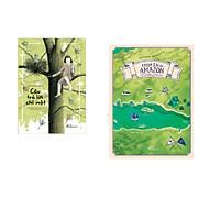 Combo 2 cuốn sách: Câu trả lời chỉ một + Chim én & Amazon