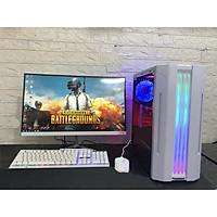 Bộ máy tính MỚI màn 24 inch chuyên Game, edit video, đồ họa, văn phòng, học tập,(Sản phẩm trọn bộ đã cài đặt Win, office, cắm điện là dùng)- Hàng nhập khẩu