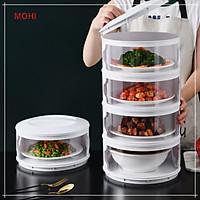 Lồng bàn/Hộp đựng cơm/Khay hộp đựng cơm đa năng, giữ nhiệt, chống bụi và con trùng - Chính hãng