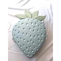 Hộp bánh kẹo trái cây hình trái cây dễ thương có nắp đậy