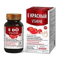 Viên uống vitamin E ĐỎ VSHINE