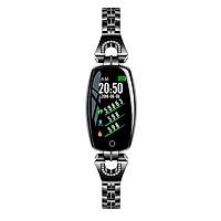 H8 Smart Bracelet Women Watch IP67 Waterproof Heart Rate Sleep Monitor Smart Band Blood Pressure Smart Watch Band for
