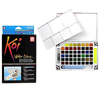 Màu nước nén Koi Water Colors 48 màu