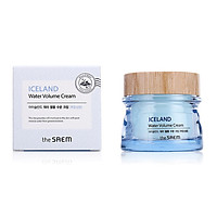 Kem Dưỡng Ẩm The Saem Iceland Water Volume Hydrating Cream For Combination Skin (80ml)