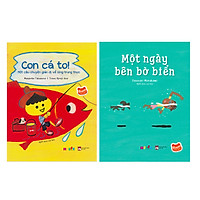 Combo Con Cá To + Một Ngày Bên Bờ Biển (2 Cuốn)