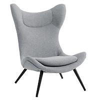 Ghế bành JYSK Damsholte vải polyester 8.5x87.5x99.5cm