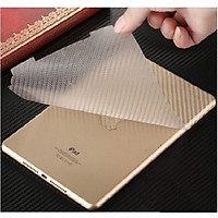 Miếng dán carbon mặt lưng cho ipad mini 123