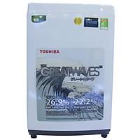 Máy giặt Toshiba 8 kg AW-K900DV WW - HÀNG CHÍNH HÃNG