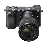 Máy ảnh Sony A6400 Kit 18-135 F3.5-5.6 OSS (Hàng Chính hãng) - Tặng thẻ 32Gb, Túi máy
