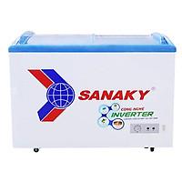 TỦ ĐÔNG TRƯNG BÀY KEM SANAKY INVERTER 324 LÍT VH-4899K3 ĐỒNG (R134A) - hàng chính hãng - chỉ giao HCM
