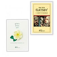 Combo 2 Cuốn: Đại Gia Gatsby (Tái bản 2018) + Trà Hoa Nữ - Tặng kèm bookmark AHA