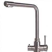 Vòi rửa bát tích hợp 3 đường nước cao cấp RANOX RN2289