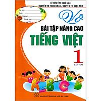 Vở Bài Tập Nâng Cao Tiếng Việt 1 Tập 2