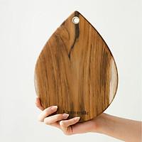 Thớt gỗ L'annamite 250x190x16mm