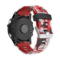 Dây đeo thay thế dành cho Garmin Fenix 3/ Fenix 5x/ Fenix 6x non-quickfit 26mm