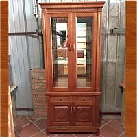 Tủ  r ư ợu gỗ Xoan Ngang 1m.và  1m2,