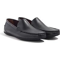 Giày Lười Nam da bò Moccasin Loafer Banuli C3ML1T0