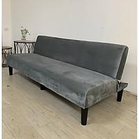 Ghế sofa giường BNS2001KN đa năng Vải nhung