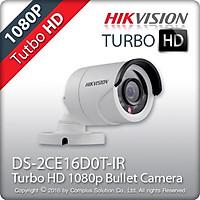 Camera Hikvision DS-2CE16D0T-IR , camera ds 2ce16d0t ir - Hàng chính hãng