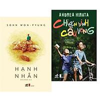 Combo tiểu thuyết xuất sắc cho tuổi trẻ: Hạnh Nhân + Chiến Binh Cầu Vồng