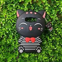 Ốp Silicon Hình Mèo Cho Samsung J5