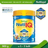 Sữa Bột Nuti IQ Gold 3 900g
