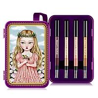 Bộ bút trang điểm mắt đa năng sắc màu rạng rỡ phiên bản 2 BEAUTY PEOPLE Radiant Girl Doll Eye Special Makeup Set Season 2