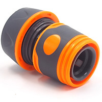 Đầu nối nhanh vòi nước cổ xoay 360 độ, ống nước mềm từ 14 hoặc 20mm dùng tưới cây hay rửa xe, lắp vòi rửa bát, nhà vệ sinh, vòi xịt -MIHOCO