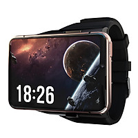 LOKMAT APPLLP MAX 2.88-inch Full Touch 4G Smart Watch 4GB+64GB 2300mAh Battery Dual Camera Music Control Free Video Chat