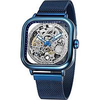 FORSINING 291 MeConnical Men Watch 3ATM Waterproof Luxury Business Luminous Male Watch Skeleton Wristwatch For Men With