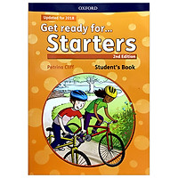 GET READY FOR STARTERS: SB WITH DOWNLOADABLE AUDIO: MAXIMIZE CHANCES OF EXAM