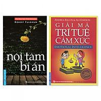Combo 2 cuốn: Nội Tâm Bí Ẩn,  Giải Mã Trí Tuệ Cảm Xúc