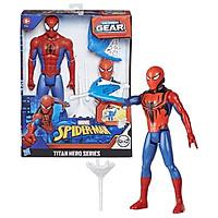 Đồ chơi siêu anh hùng TiTan và phụ kiện Spiderman E7344