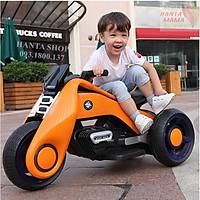 Xe Máy ĐiệnTrẻ Em, Moto Điện Cho Bé BDQ 6199 Mẫu Mới Nhất 2021 Tải Trọng 50kg