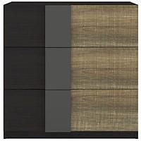 Harsh Tủ Ngăn Kéo Index - Màu Gỗ Sồi Carmelo (80 x 41.6 x 80 cm)