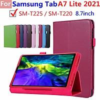 Đối với Samsung Galaxy Tab A7 Lite Vỏ máy tính bảng Cho Samsung Galaxy Tab A7 Lite 8.7 Case 2021 T220 / T225