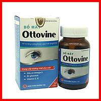 Viên uống bổ mắt Ottovine chứa Omega 3 tăng cường thị lực giúp mắt sáng khỏe