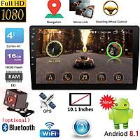 9 inch / 10.1 inch 2DIN Android Car Multimedia Player GPS Autoradio Bluetooth WIFI Car Stereo Radio MirrorLink 2Din Car Audio Radio Camera