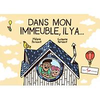 Truyện tranh thiếu nhi tiếng Pháp: Dans Mon Immeuble, Il Y A...