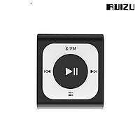 Ruizu X66 (16GB) - Máy Nghe Nhạc Thể Thao Nhỏ Gọn, Có Bluetooth (Tặng Tai Nghe Nhạc) - Hàng Chính Hãng