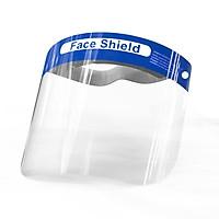 Kính Chống Giọt Bắn Face Shield Nhựa Trong Suốt - Thiết Kế Thun Co Dãn Điều Chỉnh Phù Hợp Với Mọi Khuôn Mặt - Nhựa PET Cao Cấp Chống Dịch Hiệu Quả - Hàng Nhập Khẩu